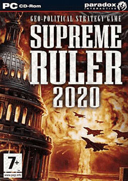 Supreme Ruler 2020 PC Games and Downloads Cover Art