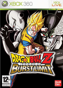 Dragon Ball Z: Burst Limit Xbox 360