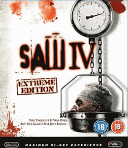 Saw IV (Blu-ray) Blu-ray