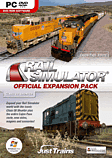 Rail Simulator: The Official Expansion Pack PC Games and Downloads
