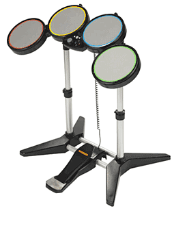 Rock Band Drum Kit Controller for Xbox 360 Accessories