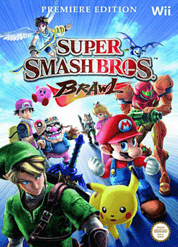Super Smash Bros. Brawl Official Strategy Guide: Premier Edition Strategy Guides and Books