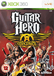 Guitar Hero Aerosmith Bundle Xbox 360