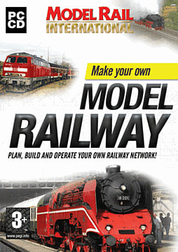Make Your Own Model Railway PC Games and Downloads Cover Art