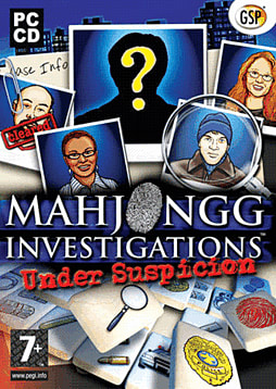 Mahjongg Investigations PC Games and Downloads Cover Art