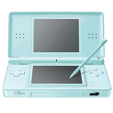 Nintendo DS Lite - Turquoise DSi and DS Lite 