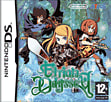 Etrian Odyssey DSi and DS Lite