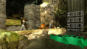 LEGO Indiana Jones: The Original Adventures Special Edition screen shot 2