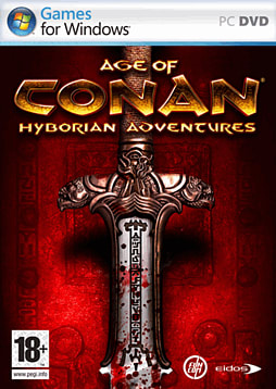 Age of Conan: Hyborian Adventures PC Games and Downloads Cover Art