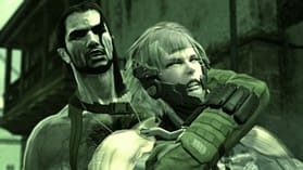 Metal Gear Solid 4: Guns of the Patriots screen shot 6