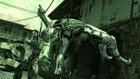 Metal Gear Solid 4: Guns of the Patriots screen shot 7