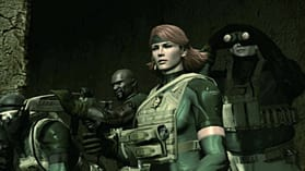 Metal Gear Solid 4: Guns of the Patriots screen shot 9