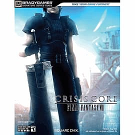 Final Fantasy Crisis Core Strategy Guide Strategy Guides and Books
