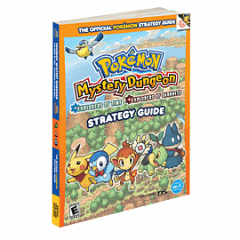 Pokemon Mystery Dungeon: Explorers of Time & Darkness (Strategy Guide) Strategy Guides and Books