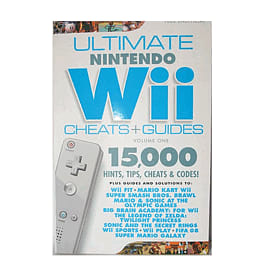 Ultimate Nintendo Wii Volume 1 Guide Strategy Guides and Books