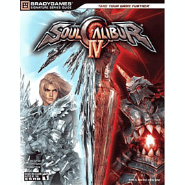 SoulCalibur IV Strategy Guide Strategy Guides and Books