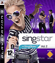 SingStar Volume 2 and Microphones PlayStation 3