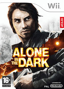 Alone in the Dark Wii Cover Art