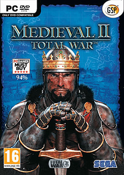 Medieval II: Total War PC Games and Downloads Cover Art