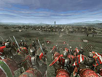 Medieval II: Total War screen shot 1