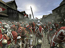 Medieval II: Total War screen shot 2