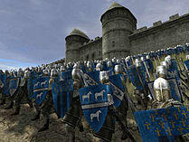 Medieval II: Total War screen shot 3