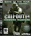 Call of Duty 4: Modern Warfare Game of the Year Edition PlayStation 3