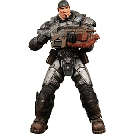 Gears of War 2 Series 2 Marcus Figure Toys and Gadgets