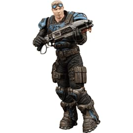 Gears of War Series 2 Baird Figure Toys and Gadgets