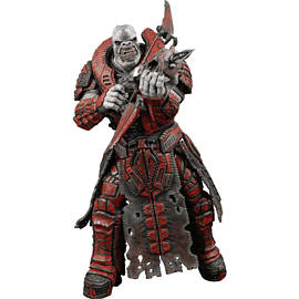 Gears of War Series 2 Theron Guard Figure (No Helmet) Toys and Gadgets