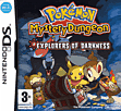 Pokemon Mystery Dungeon: Explorers of Darkness DSi and DS Lite