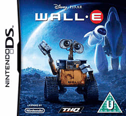 WALL-E DSi and DS Lite Cover Art