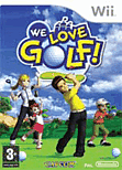 We Love Golf! Wii