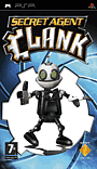 Secret Agent Clank PSP
