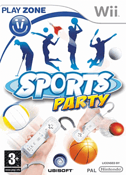 Sports Party Wii