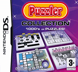Puzzler Collection DSi and DS Lite Cover Art