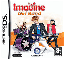 Imagine Girl Band DSi and DS Lite