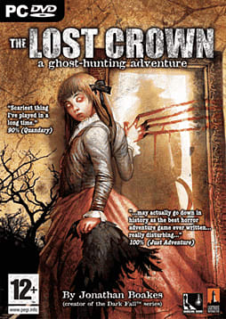 The Lost Crown - A Ghost Hunting Adventure PC Games and Downloads Cover Art