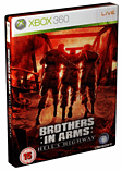 Brothers In Arms: Hells Highway GAME Exclusive Steelbook Edition Microsoft Xbox 360