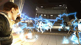 Star Wars: The Force Unleashed screen shot 1