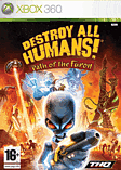 Destroy All Humans: Path of The Furon Xbox 360