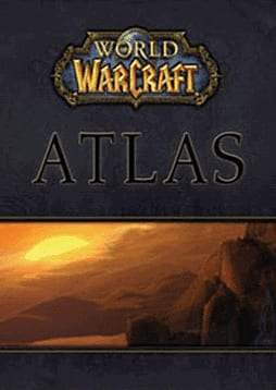 World Of Warcraft Atlas Strategy Guides and Books