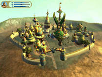SPORE screen shot 2