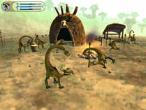 SPORE screen shot 3