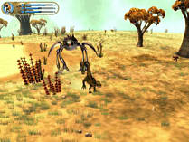 SPORE screen shot 4