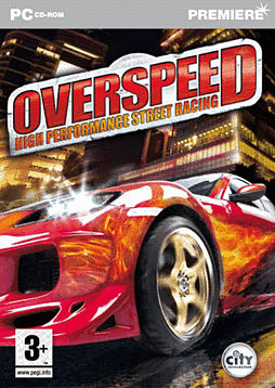 Overspeed PC Games and Downloads Cover Art