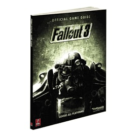 Fallout 3 Guide Strategy Guide Strategy Guides and Books