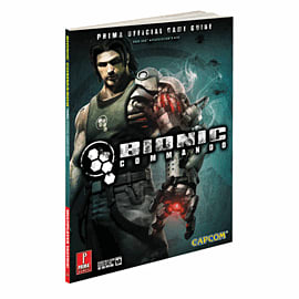 Bionic Commando Strategy Guide Strategy Guides and Books