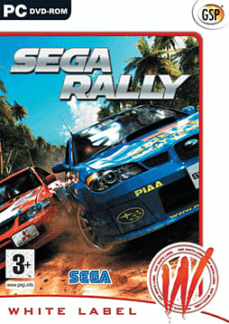 Sega Rally PC Games and Downloads Cover Art