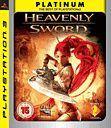 Heavenly Sword Platinum PlayStation 3